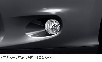 Противотуманная фара (фонарь), (переключатель) для Toyota AURIS NZE154H-BHXNK-M (Окт. 2009–Окт. 2010)