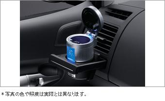 Пепельница (тип широкого применения с LED) для Toyota AURIS NZE154H-BHXNK-M (Окт. 2009–Окт. 2010)