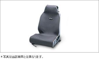 Чехол сиденья (серый) для Toyota AURIS NZE154H-BHXNK-M (Окт. 2009–Окт. 2010)
