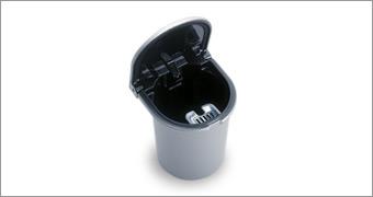 Пепельница (тип широкого применения) для Toyota AURIS NZE154H-BHXNK-M (Окт. 2009–Окт. 2010)
