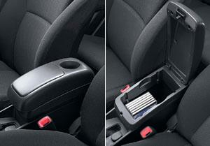 Консоль подлокотника для Toyota AURIS NZE154H-BHXNK-S (Окт. 2006–Дек. 2008)