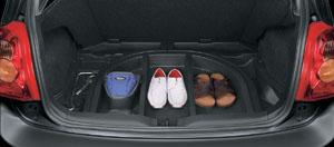 Лоток нижний багажного отсека для Toyota AURIS NZE154H-BHXNK-S (Окт. 2006–Дек. 2008)