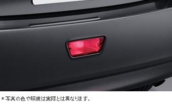 Противотуманная фара задняя (фонарь), (переключатель) для Toyota AURIS NZE154H-BHXNK-M (Окт. 2011–Авг. 2012)