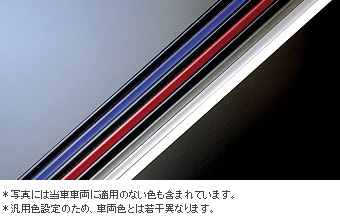 Защита края двери (резиновая (пластиковая) 2 шт.) для Toyota HIACE KDH201V-RHPDY-G (Июль 2010–Май 2012)