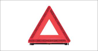 Знак аварийной остановки для Toyota HIACE KDH201V-SFPDY (Июль 2010–Май 2012)