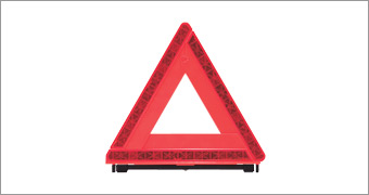 Знак аварийной остановки для Toyota HIACE KDH211K-KRPEY (Дек. 2013–Янв. 2015)