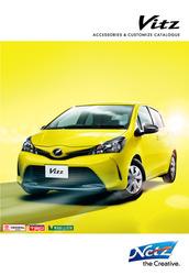 Каталог аксессуаров для Toyota VITZ