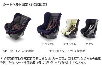 Детское сиденье (NEO G − Child baby CASUAL / NATURAL / MODERN) для Toyota HIACE KDH201V-RRMDY-G (Янв. 2015–)