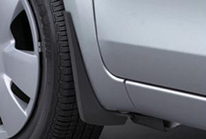 Брызговик (комплект / набор задний) для Toyota VITZ NCP91-AHXEK (Авг. 2007–Сент. 2008)